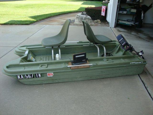 1993 basshunter 2 person boat 7 foot 1993 fishing boat for 2 man fishing boat