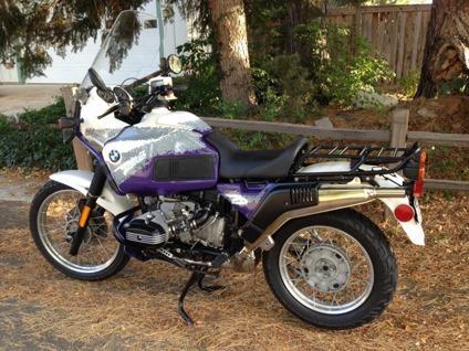 1993 Bmw R100 Gspd R100gspd For Sale In San Antonio Texas