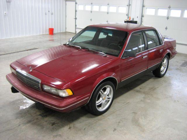 1993 buick century for sale in capaldo kansas classified. Black Bedroom Furniture Sets. Home Design Ideas