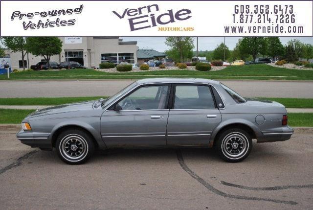 1993 buick century special for sale in sioux falls south. Black Bedroom Furniture Sets. Home Design Ideas