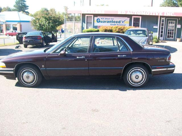 1993 buick lesabre 90th anniversary for sale in charlotte. Black Bedroom Furniture Sets. Home Design Ideas
