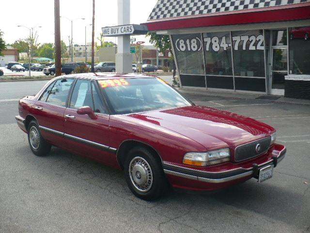 1993 buick lesabre for sale in sherman oaks california. Black Bedroom Furniture Sets. Home Design Ideas