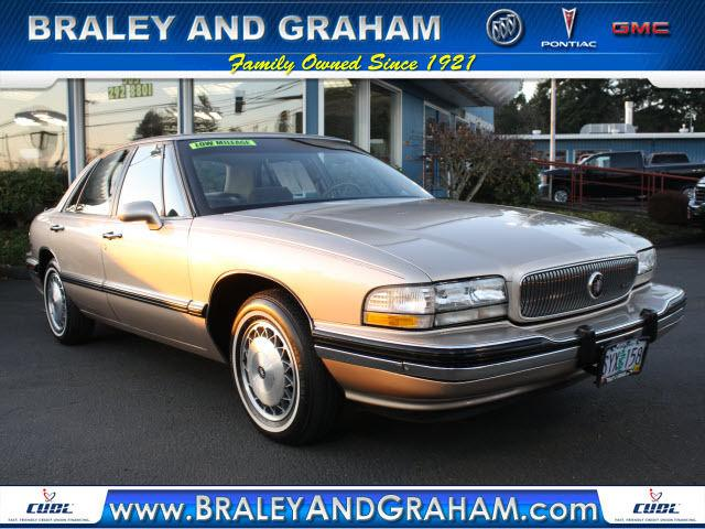 1993 buick lesabre custom for sale in portland oregon. Black Bedroom Furniture Sets. Home Design Ideas
