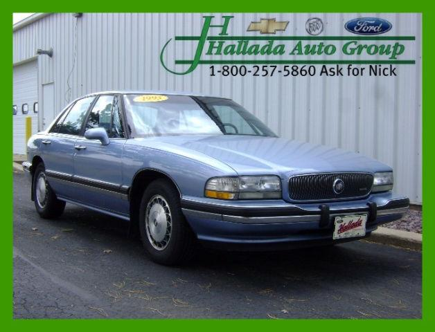 1993 Buick Lesabre Limited For Sale In Dodgeville
