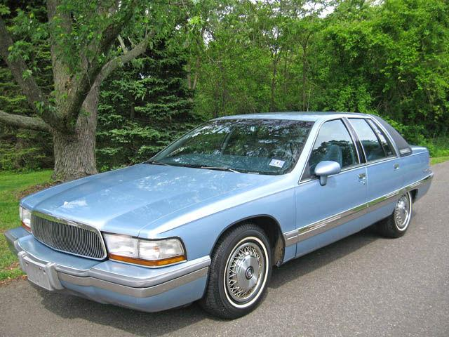 1993 buick roadmaster limited for sale in marlboro new