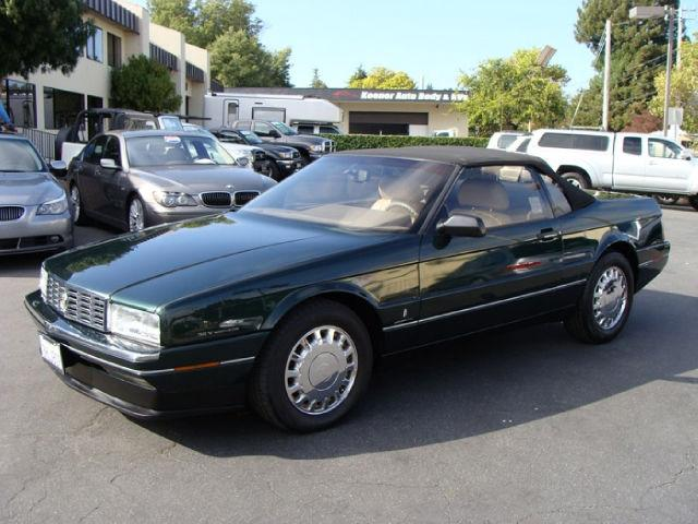 1993 cadillac allante for sale in santa cruz california classified. Cars Review. Best American Auto & Cars Review