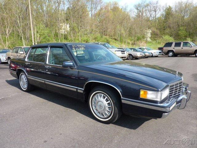 1993 cadillac deville for sale in moon township pennsylvania classified. Black Bedroom Furniture Sets. Home Design Ideas
