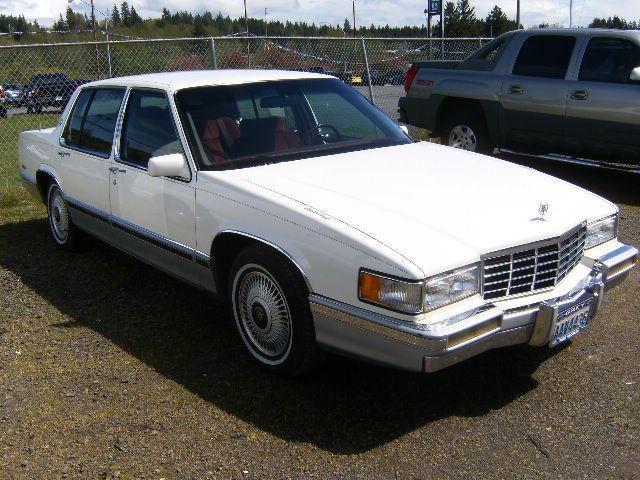 1993 cadillac deville for sale in port orchard washington classified. Black Bedroom Furniture Sets. Home Design Ideas