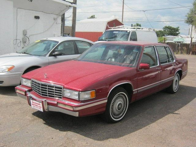 1993 cadillac deville for sale in englewood colorado classified. Black Bedroom Furniture Sets. Home Design Ideas