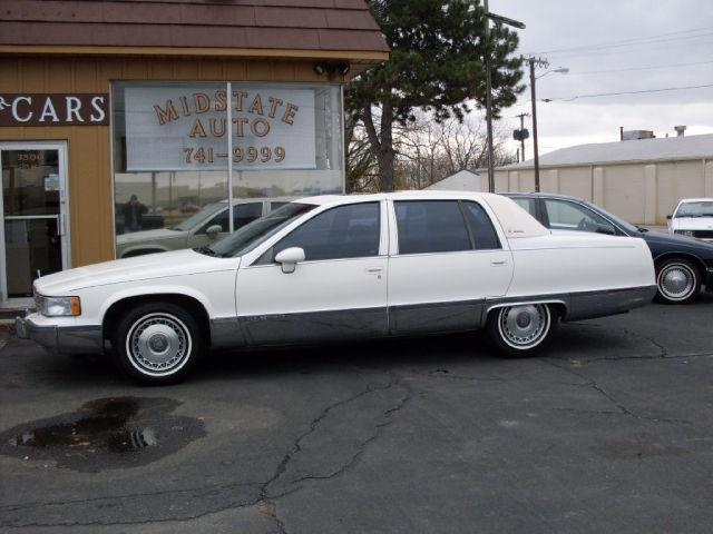 1993 Cadillac Fleetwood For Sale In Muncie Indiana