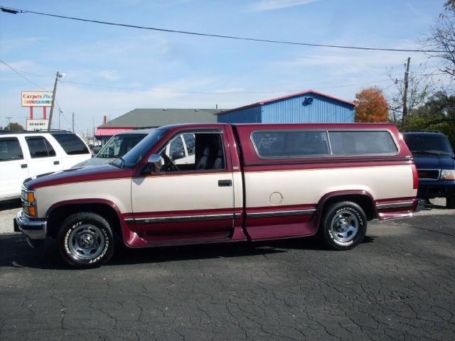 1993 chevrolet 1500 silverado for sale in muncie indiana classified. Black Bedroom Furniture Sets. Home Design Ideas