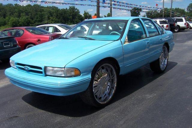 1993 Chevrolet Caprice Classic For Sale In Monroe