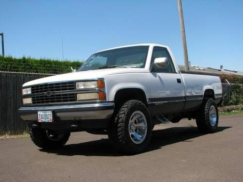 1993 chevrolet silverado for sale in lebanon oregon classified. Black Bedroom Furniture Sets. Home Design Ideas
