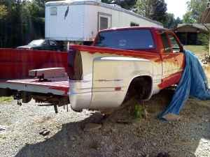 1993 chevy or gmc dually bed dayton ohio for sale in dayton ohio classified. Black Bedroom Furniture Sets. Home Design Ideas