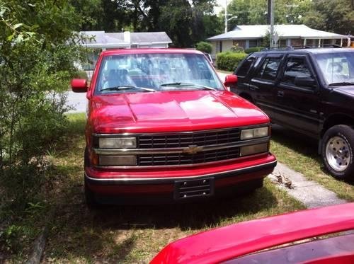 1993 chevy silverado stepside for sale in savannah georgia classified. Black Bedroom Furniture Sets. Home Design Ideas