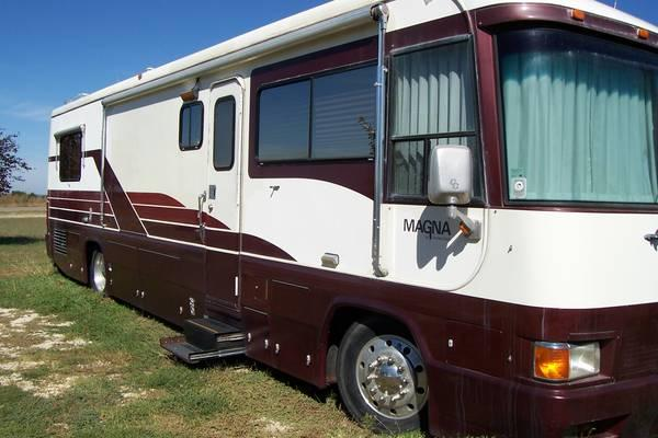 1993 Country Coach Magna Rv For Sale For Sale In Green