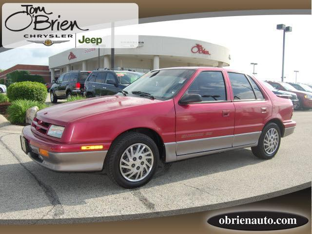 Jeep Dealership Indianapolis >> 1993 Dodge Shadow ES for Sale in Indianapolis, Indiana ...