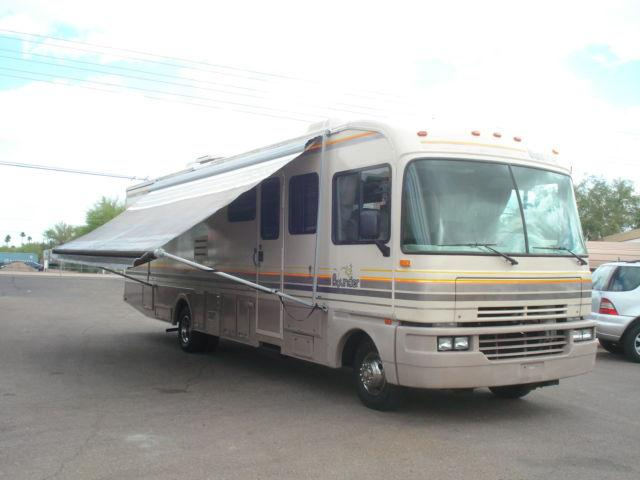 1993 Fleetwood Bounder Gas Class A Motor Home For Sale In Apache Junction Arizona Classified
