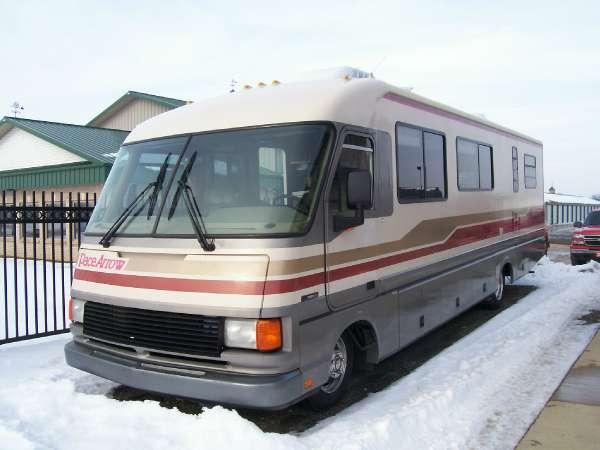 1993 Fleetwood Pace Arrow 34 Ft For Sale In Casco
