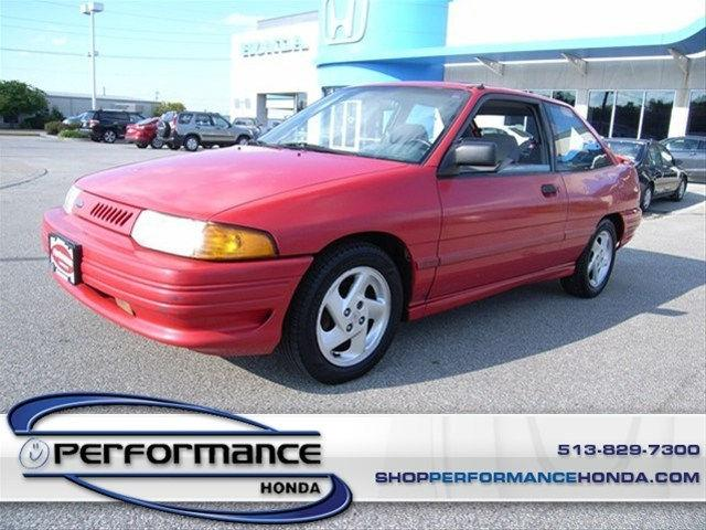 1993 ford escort gt for sale in fairfield ohio classified. Black Bedroom Furniture Sets. Home Design Ideas