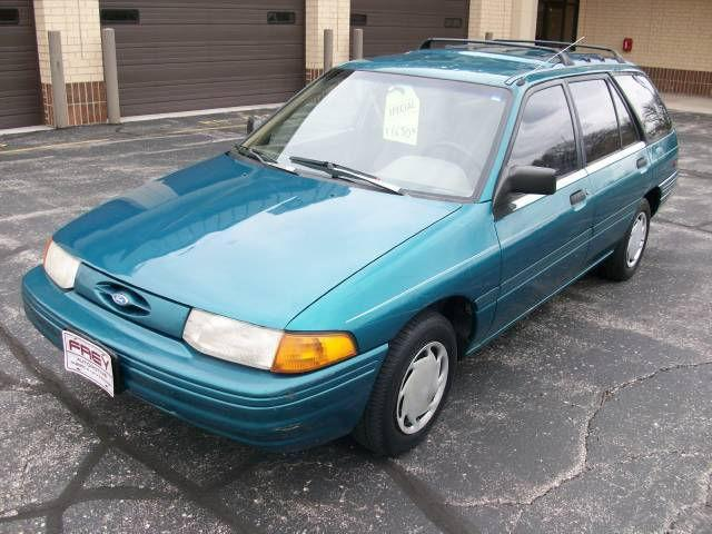 1993 ford escort lx for sale in muskego wisconsin classified. Black Bedroom Furniture Sets. Home Design Ideas