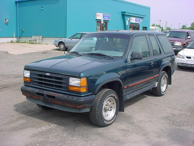 1993 ford explorer for sale in pontiac michigan classified. Black Bedroom Furniture Sets. Home Design Ideas