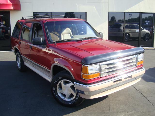 1993 Ford Explorer Eddie Bauer For Sale In Orlando
