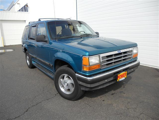 1993 ford explorer limited for sale in albany oregon classified. Black Bedroom Furniture Sets. Home Design Ideas