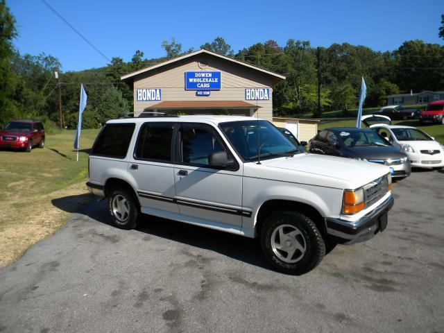 Chattanooga Ford Dealers >> 1993 Ford Explorer XLT for Sale in Rainbow City, Alabama ...