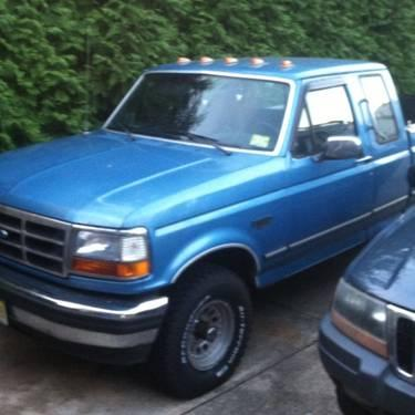 1993 ford f 150 xlt for sale in dover township new jersey classified. Black Bedroom Furniture Sets. Home Design Ideas