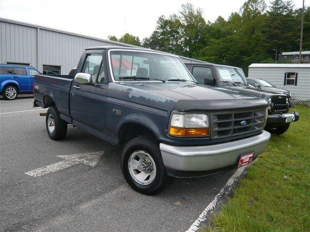1993 ford f150 1993 ford f 150 car for sale in hayesville nc 4370940178 used cars on oodle. Black Bedroom Furniture Sets. Home Design Ideas