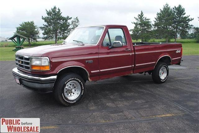 1993 Ford F150 for Sale in Chippewa Falls, Wisconsin Clified ...
