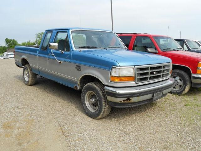 1993 ford f150 xl for sale in fairfield iowa classified. Black Bedroom Furniture Sets. Home Design Ideas