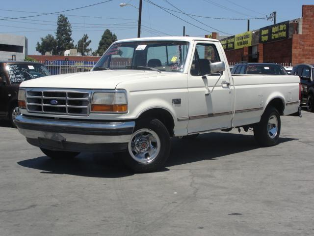 1993 ford f150 xl for sale in gardena california classified. Black Bedroom Furniture Sets. Home Design Ideas