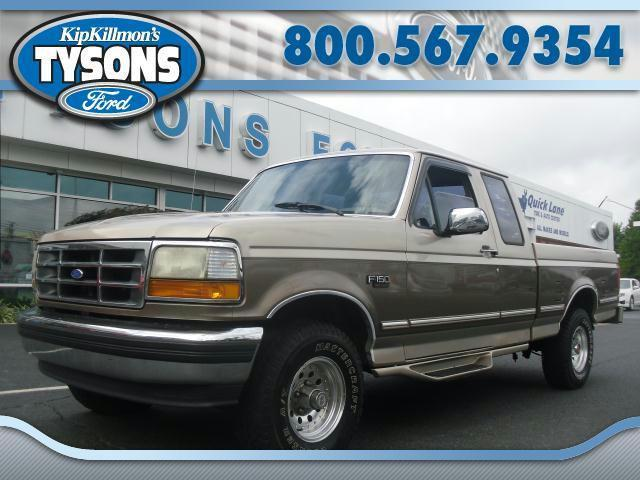 1993 ford f150 xl for sale in vienna virginia classified. Black Bedroom Furniture Sets. Home Design Ideas
