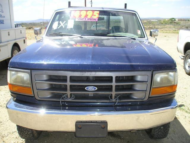 1993 Ford F250 XL