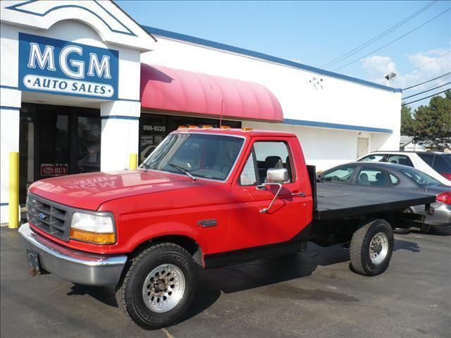 1993 ford f350 xl for sale in mason ohio classified. Black Bedroom Furniture Sets. Home Design Ideas