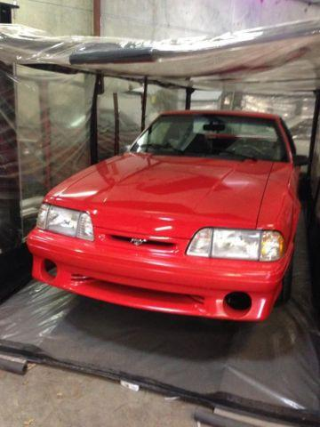 1993 ford mustang cobra 6199stl for sale in shiloh illinois classified. Black Bedroom Furniture Sets. Home Design Ideas