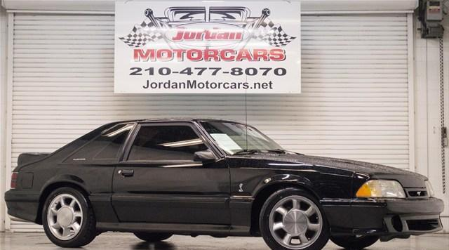 1993 ford mustang cobra for sale in san antonio texas classified. Black Bedroom Furniture Sets. Home Design Ideas