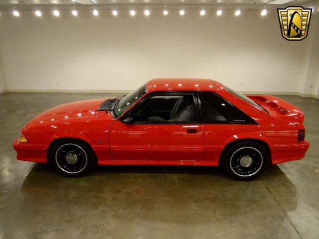 1993 ford mustang cobra r 6200stl for sale in shiloh illinois classified. Black Bedroom Furniture Sets. Home Design Ideas