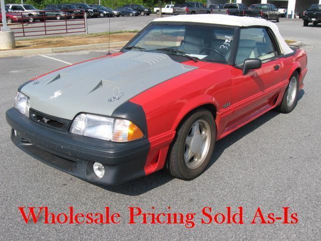 1993 ford mustang gt for sale in loganville georgia classified. Black Bedroom Furniture Sets. Home Design Ideas