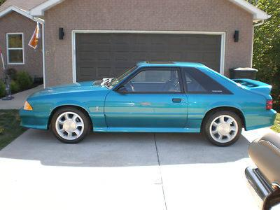 1993 ford mustang svt cobra for sale in north vernon indiana classified. Black Bedroom Furniture Sets. Home Design Ideas