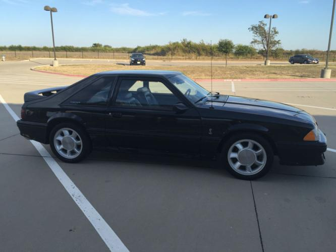 1993 ford mustang svt cobra for sale in san antonio texas classified. Black Bedroom Furniture Sets. Home Design Ideas