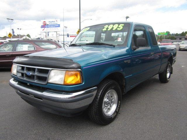 1993 ford ranger for sale in puyallup washington classified. Black Bedroom Furniture Sets. Home Design Ideas