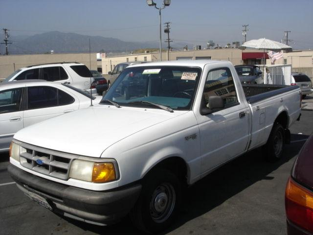 1993 ford ranger for sale in el monte california classified. Black Bedroom Furniture Sets. Home Design Ideas