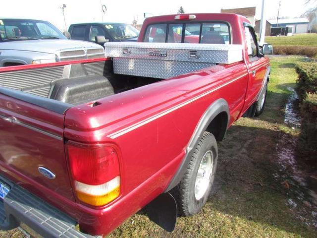 1993 ford ranger for sale in guttenberg iowa classified. Black Bedroom Furniture Sets. Home Design Ideas