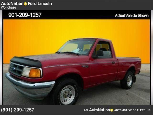 1993 ford ranger for sale in memphis tennessee classified. Black Bedroom Furniture Sets. Home Design Ideas