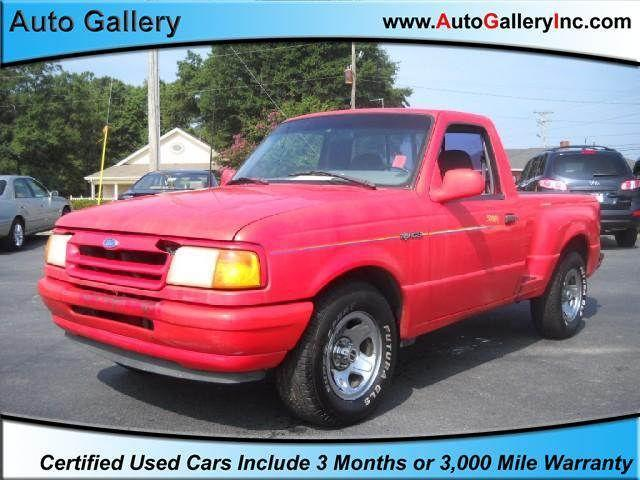 1993 ford ranger splash for sale in lawrenceville georgia classified. Black Bedroom Furniture Sets. Home Design Ideas