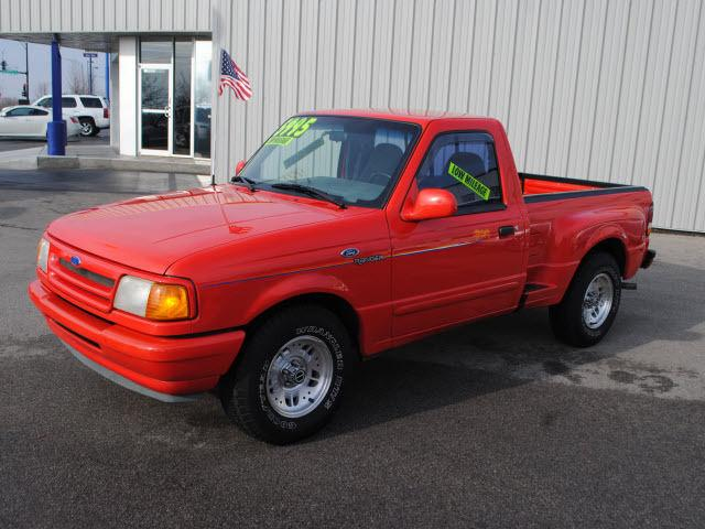 1993 ford ranger splash for sale in derby kansas classified. Black Bedroom Furniture Sets. Home Design Ideas