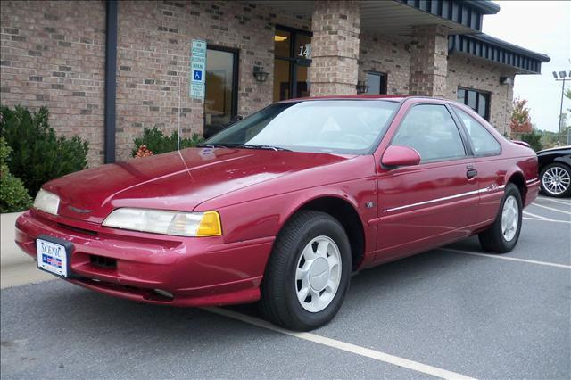 1993 thunderbird ford lx statesville carolina north americanlisted